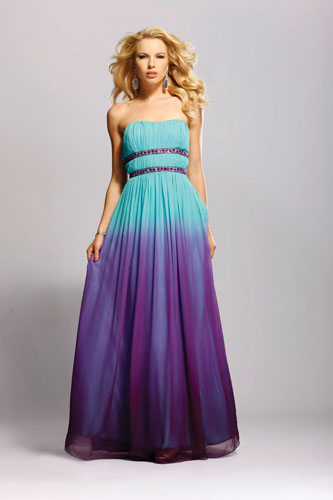 Turquoise And Purple Wedding Bridesmaid Dresses - Wedding Short ...
